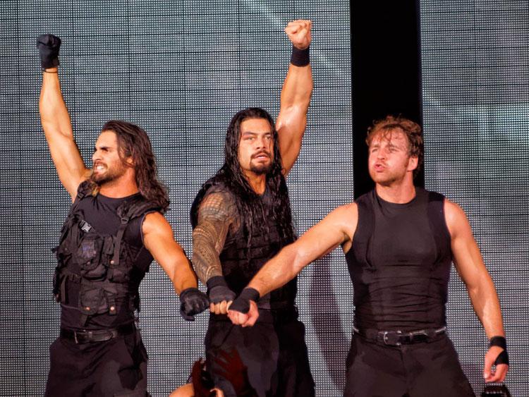 WWE The Shield