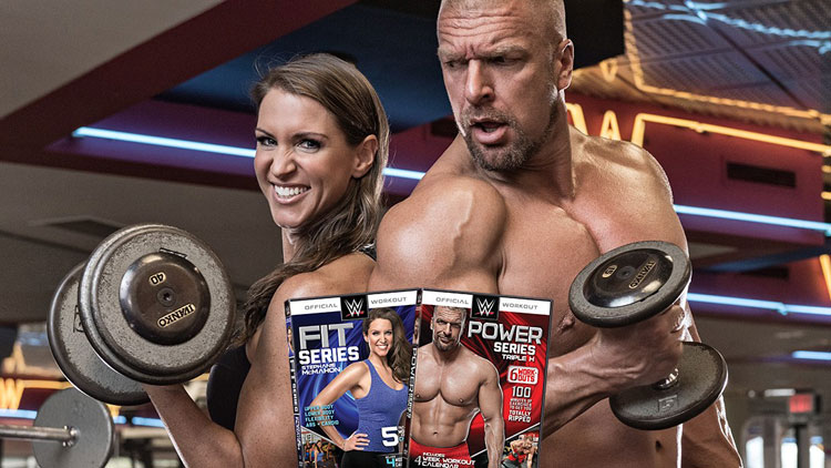 WWE Power & Fit Workout Series