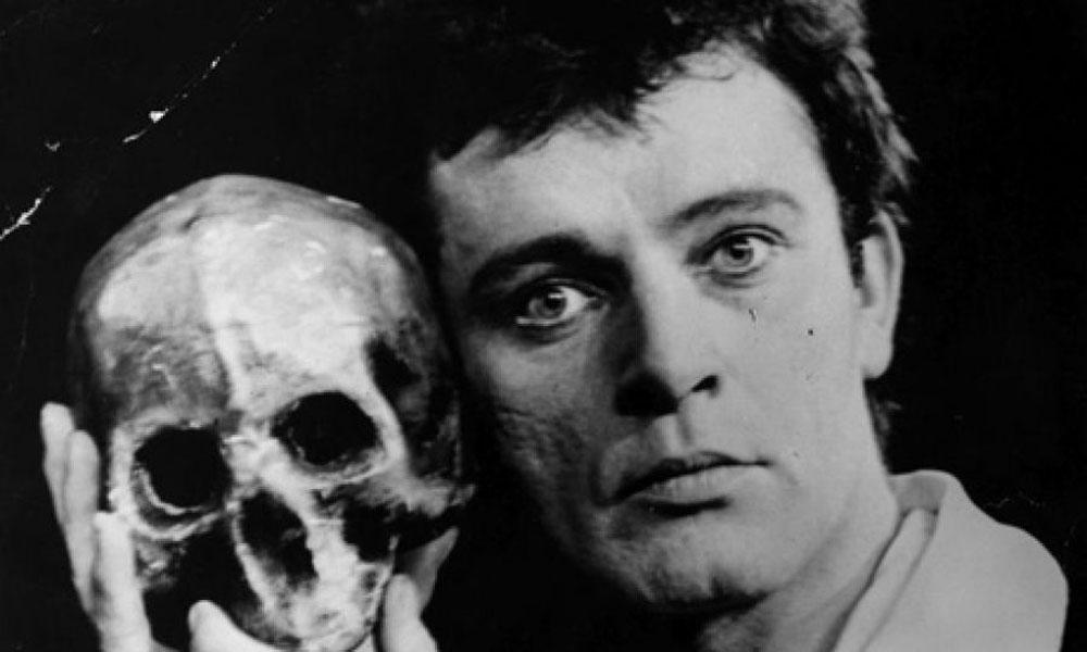 Richard Burton as Hamlet