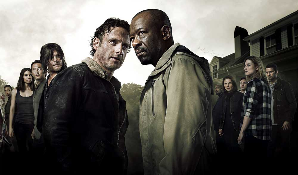 The Walking Dead Season 6 Walking Dead