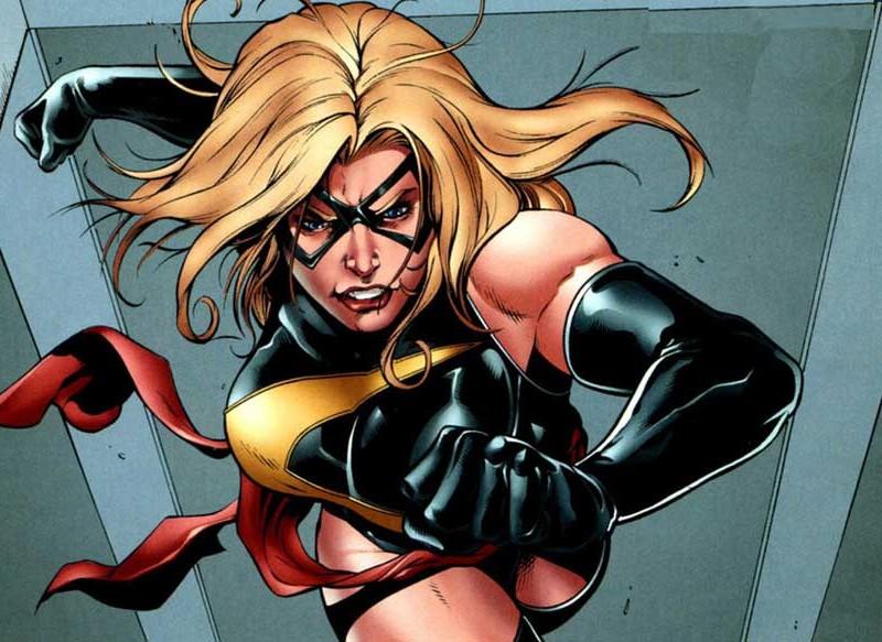 Ronda Rousey Captain Marvel