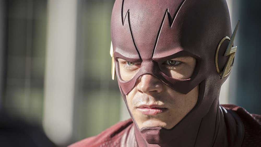 The Flash The Man Who Saved Central City