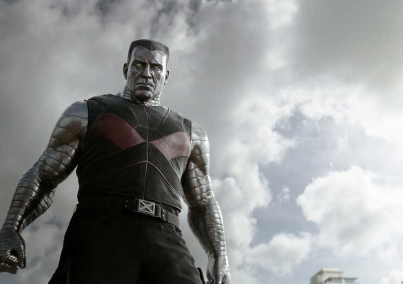 Colossus in Deadpool movie