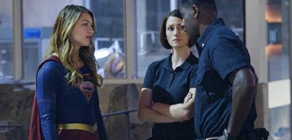 Supergirl: Hostile Takeover