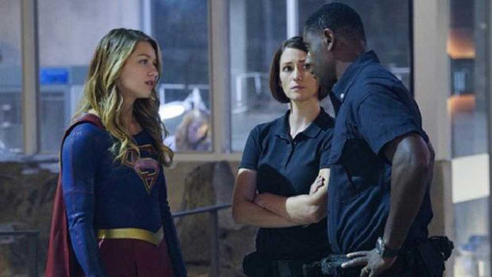 Supergirl: Hostile Takeover
