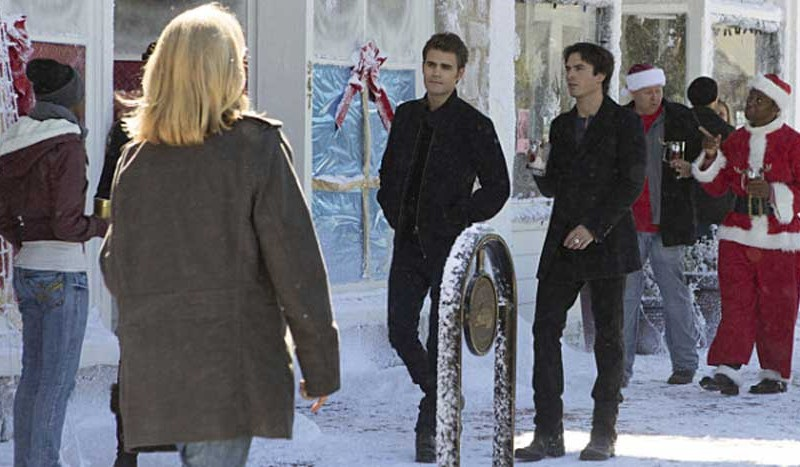 Vampire Diaries Cold as Ice