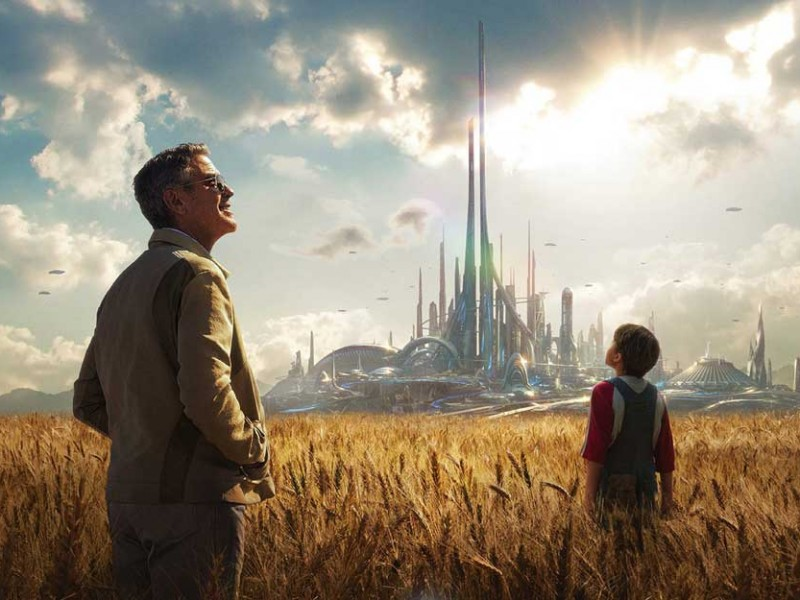 Tomorrowland most disappointing movie