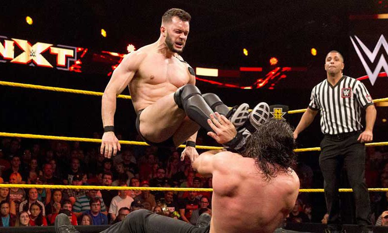 WWE NXT Wrestling Recap: Finn Balor Wants Samoa Joe