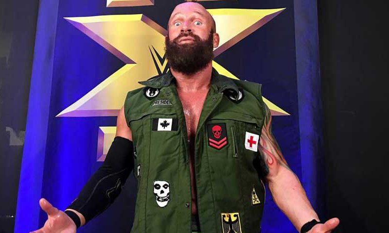 WWE NXT Wrestling Recap: Eric Young Makes NXT Debut