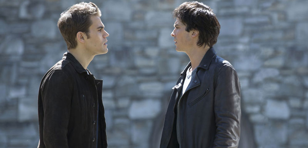 Vampire Diaries 'Gods & Monsters'-Episode 7.22