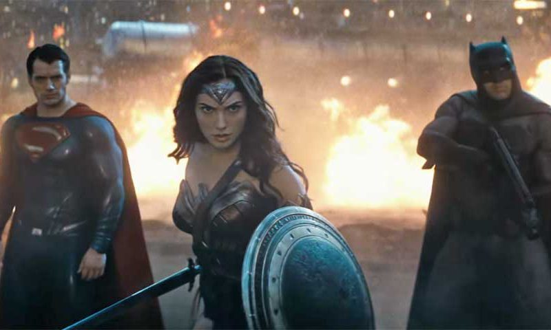 Op-Ed: Can Warner Brothers Save 'Justice League?'