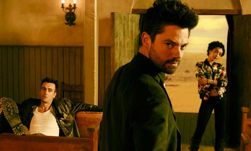 How Did the Preacher Premiere Stand Up to the Comic Book?