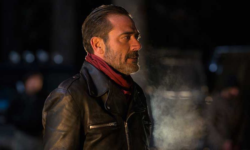 'The Walking Dead' Films 11 Different Negan Death Scenes