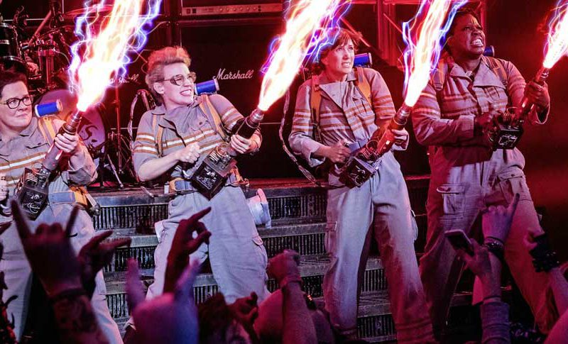 'Ghostbusters' Review (2016)