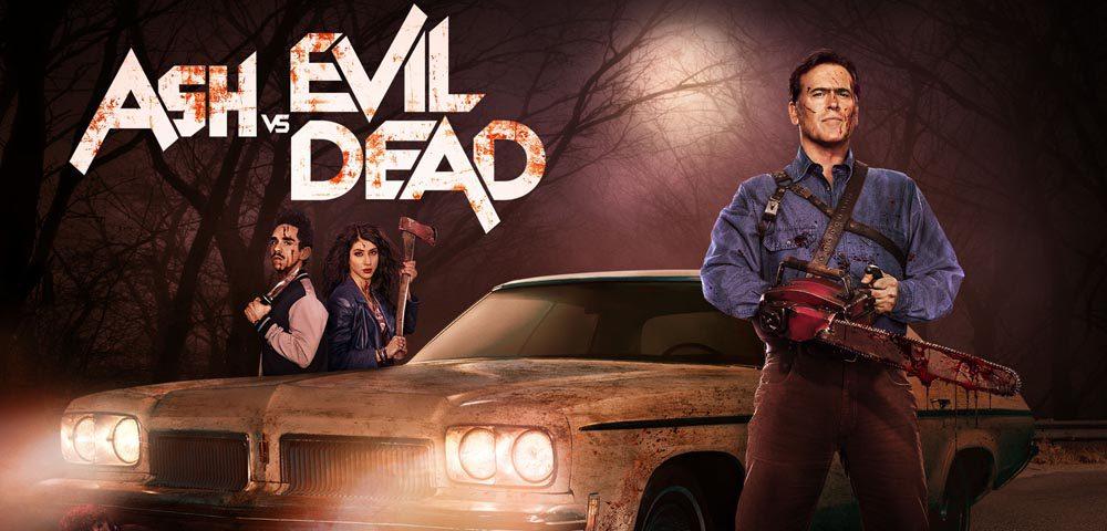 'Ash vs. Evil Dead' Season 1 Blu-Ray Review
