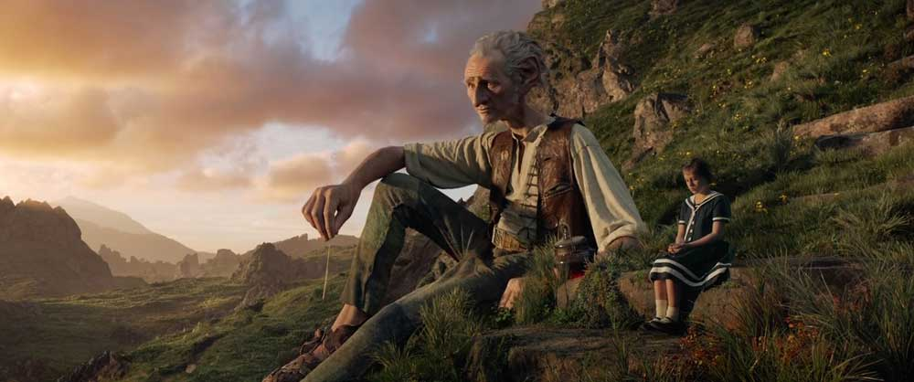 'The BFG' Blu-Ray Review