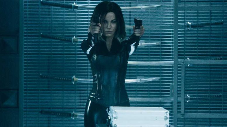 Kate Beckinsale Talks 'Underworld: Blood Wars'