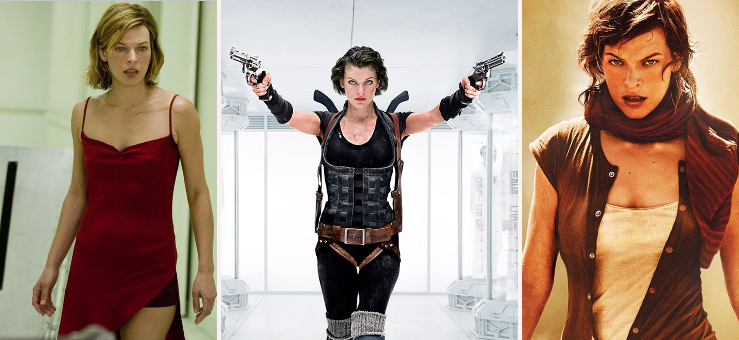 Ranking Resident Evil Movies From Worst to First