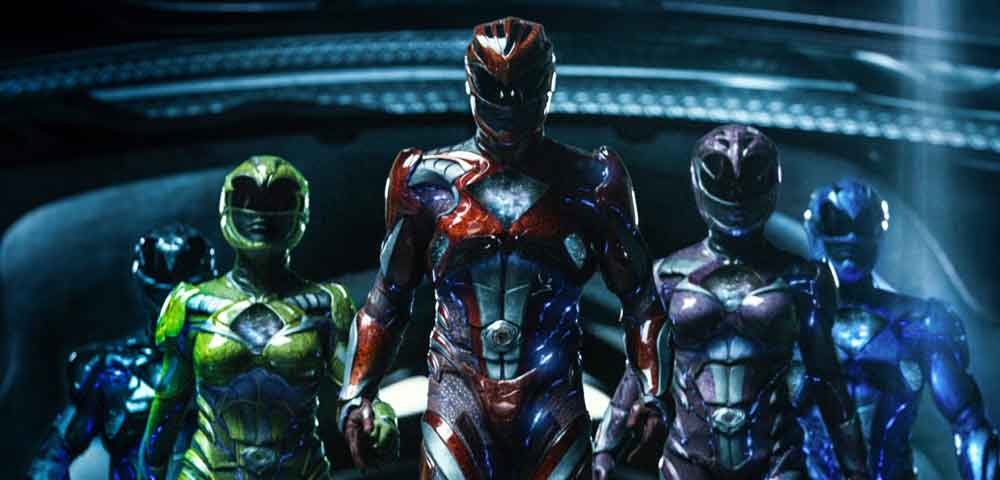 'Power Rangers' Review
