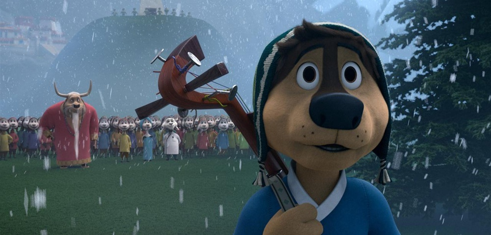 'Rock Dog' Review