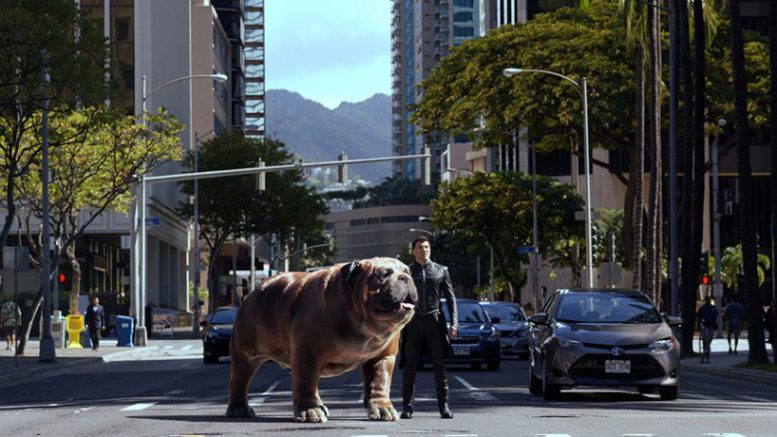 'Inhumans' IMAX Review