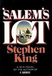 A King's Ransom: Salem's Lot