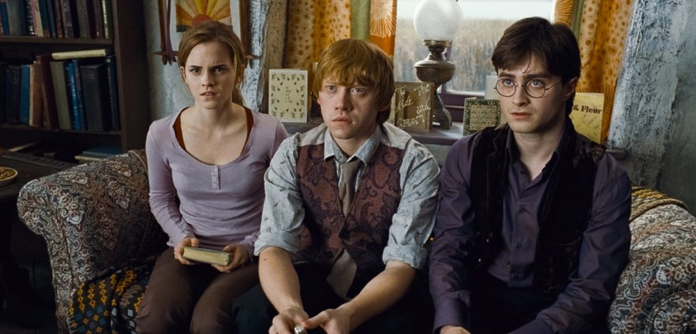 Ranking Harry Potter Movies, From Worst to First
