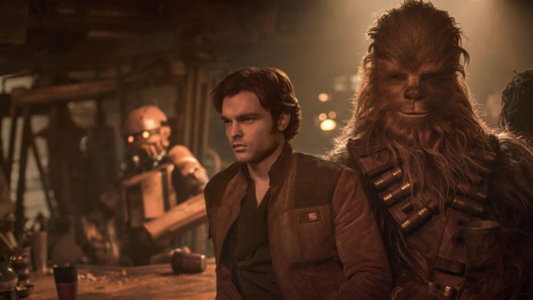 Will Solo outsell even Black Panther at the box office?